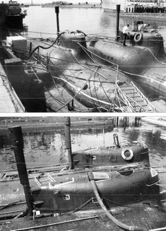 losos09 Midget Submarine, Nuclear Submarine, American Aircraft Carriers, Royal Navy Submarine, Russian Submarine, Us Navy, Battleship, Cold War, Picture Video
