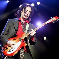 "Mike Campbell of Tom Petty and the Heartbreakers-Tom Petty's lead guitarist for more than 40 years, Mike Campbell never clutters up a song with notes when two or three bull's-eyes will suffice. ""It's a challenge to make your statement in a short amount of time,"" he has said, ""but I prefer that challenge as opposed to just stretching out.""  ""Michael is not one to show off,"" Petty once said. ""What he says is essential."""