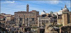 Roma - Campidoglio (Fori)