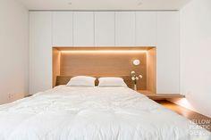 신반포팰리스 42평 아파트인테리어_우드향기가 번지는 집 [옐로플라스틱, 옐로우플라스틱, yellowplastic] : 네이버 블로그 House Design, Studio, Bedroom, Yellow, Interior, Furniture, Plastic, Home Decor, Home Interiors
