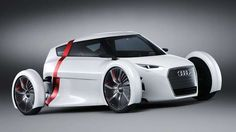 The Audi Urban Concept of 2011 slots neatly into our craziest concept cars gallery, largely thanks t... - Audi