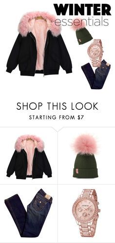 """Winter women"" by eldar92 ❤ liked on Polyvore featuring True Religion"