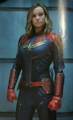Thanks Carol for being a great Captain Marvel. Marvel Avengers, Marvel Comics, Marvel Women, Marvel Girls, Marvel Heroes, Avengers Women, Brie Larson, Cosplay Marvel, Marvel Universe