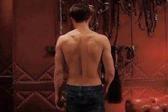FSoG http://the50shadesofgreypdf.org/ Dem back muscles - Jamie Dornan