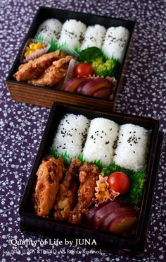 Buy a homeless person a full meal (with desserts! Bento Recipes, Cooking Recipes, Healthy Recipes, Bento Ideas, Food Ideas, Cute Food, I Love Food, Yummy Food, Food Porn