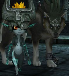 Zelda: Twilight Princess.  My favorite because of it's beautiful plot and friendships. And Midna. Especially Midna.