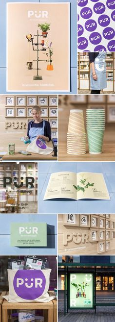 PUR Branding   Fivestar Branding – Design and Branding Agency & Inspiration Gallery