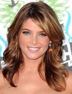 Ashley Greene - perfect summer hair color?