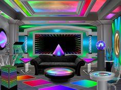 rooms on pinterest neon room cool teen bedrooms and teen rooms