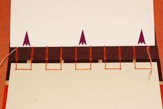 reino artesanal: ENCUADERNACION BELGA Book Binding, Florence, Scrapbook, Bookbinding Tutorial, Manualidades, Day Planners, March, So Done, Book