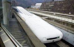 Maglev - Japan Test Train