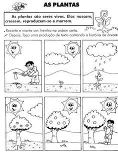 Blog da Escola Boa Vista: Pré Escola e Dia da árvore …