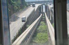 Monorail in Chongqing, China