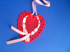Red Color, Crochet Necklace, Inspiration, Ideas, Jewelry, Fashion, Biblical Inspiration, Moda, Jewlery