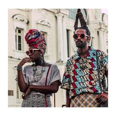Sublime African Fashion