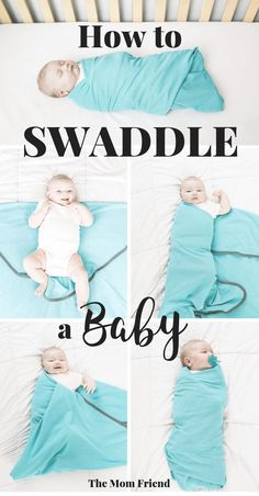 The Secret Swaddle used by materinity nurses. This How to Swaddle a Baby tutorial is perfect for swaddling a newborn to help them sleep! Third Baby, First Baby, Baby Outfits, Massage Bebe, My Bebe, Baby Supplies, After Baby, Friends Mom, Pregnant Mom
