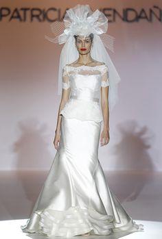 Vestidos de novia Patricia Avendaño 2013