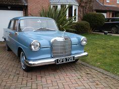 Mercedes-Benz 190c 1963