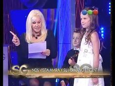 Amira Willighagen complete interview and performens Argentina tv