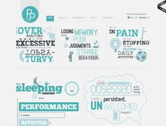 this website is awesome. sketch/hand-drawn/typography