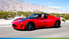 Tesla Roadster The Tesla Roadster – Is it the World's First Serious Electric Car? The Tesla Roadster electric car has now gone into full public production, and with a chassis based on t… Tesla Motors, Tesla Sports Car, Tesla Roadster Sport, Tesla Ceo, Audi, Cabriolet, Car Prices, Performance Cars, Car In The World