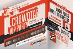 SXSW Interactive 2012: Crowdtap VIP Party