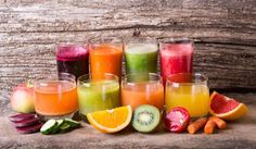 Are you getting all your fruits and veggies? Try juicing!