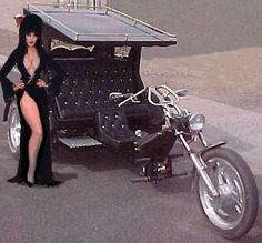 The Elvira bike...
