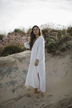 Escape Essential: the ultimate tunic is the definitive piece for high summer style.  A mid-long tunic with a bold (but elegant) cleavage, VALE DO LOBO is the perfect choice for every day beach (or pool) day. Pool Days, Espadrilles, Normcore, Tunic, Elegant, Coat, Beach, Summer, Style