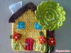 21 Ideas Crochet Cat Applique Pattern Pictures For 2019 Chat Crochet, Crochet Mignon, Crochet Amigurumi, Crochet Home, Crochet Gifts, Crochet For Kids, Crochet Potholders, Crochet Motifs, Crochet Patterns