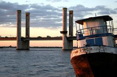 Bridge Guaíba - Porto Alegre - Brazil