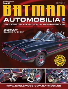 Batman Automobilia issue - 2