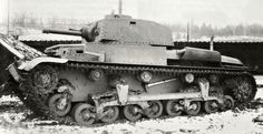 Czechoslovak ST vz. 39 medium tank project. Not accepted by the Czech army, it later became the basis for the Turan I tank