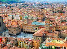 Quais são as 20 cidades mais visitadas na Itália?