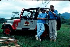 Always wanted, and still do... one of those awesome #JurassicPark (1993) jeeps.