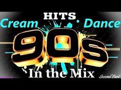 (3) dance '90 hit's mix 4 (dj chyli) - YouTube