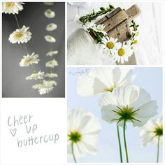 Cheer up! #Moodboards #Mosaic #Collage by Jeetje♡