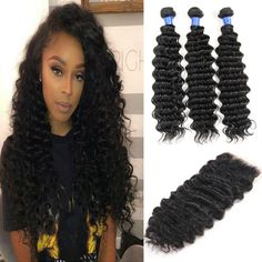 Hair Extensions & Wigs Nadula Hair 3 Bundles With 2pcs Closures Peruvian Body Wave With Closure 100% Remy Human Hair Bundles With 4*3 Lace Closure Dependable Performance