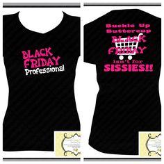 2013 Black Friday T-Shirt by ScrapCrazyDesigns on Etsy