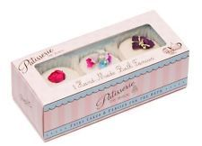 Rose And Co Patisserie De Bain Fairy Cakes & Fancies For The Bath 3 x 45g