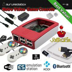 #1 Raspberry Pi 3 Video Game System – Kodi – Retropie – Pixel PC – Retro Games Price : 98.99 Ends on : 4 weeks View on eBay