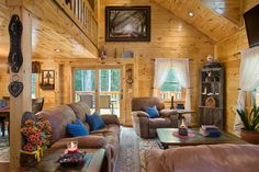 Coventry Log Homes offers a complete log home package and builds home built to last a lifetime. Learn about Coventry Log Homes.