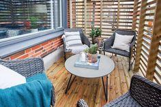 O idee de amenajare pentru o garsonieră din Suedia ce poate fi preluată cu ușurință pentru decorul spațiilor mici de la noi.