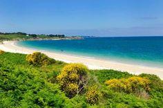 Plage les grands sables - Bretagne