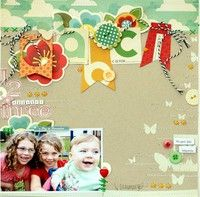 A Project by leetazzie from our Scrapbooking Gallery originally submitted 10/14/11 at 06:36 AM
