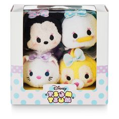 Minnie Mouse and Friends Dressy Tsum Tsum Box Set