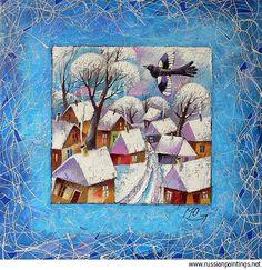 'Magpie' - Yury Macyk