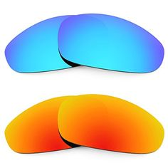 dce6f689d7 Revant Replacement Lenses for Oakley Juliet 2 Pair Combo Pack K002      Check out