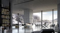 CGarchitect - Professional 3D Architectural Visualization User Community | Winter Loft