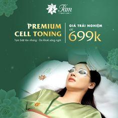 Premium Cell Toning với giá trải nghiệm chỉ 699k